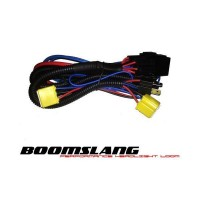 Red Bison Light Intensifier Boomslang Performance Headlight Loom