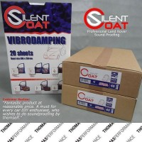 Silent Coat Land Rover Defender 90 Vibrodamping Bundle