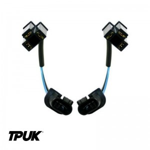 H4 to H13 Headlight / Bulb Adapters