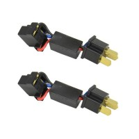 Vision X High Four Adapter, Dual Beams (Pair)